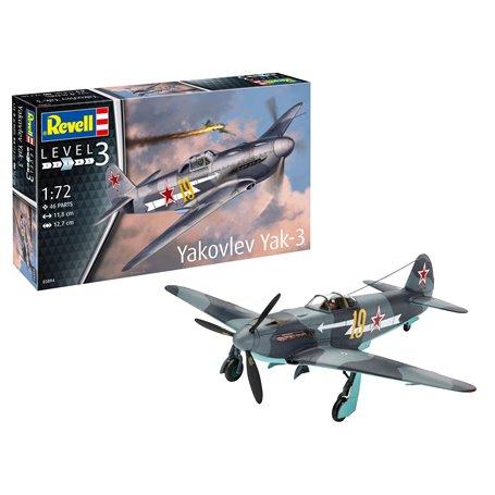 Flygplan Yakovlev Yak-3