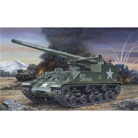 Revell 03280 Tanks M40 G.M.C