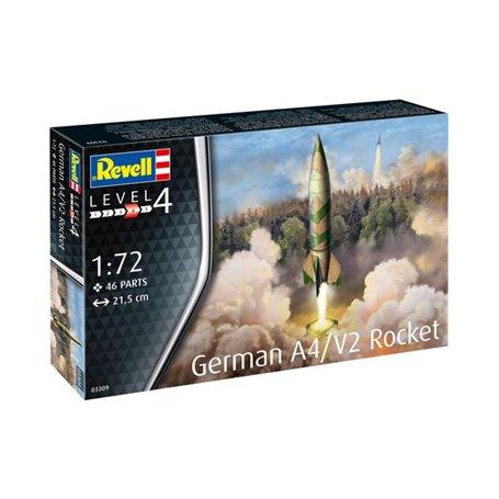 Revell 03309 German A4/V2 Rocket