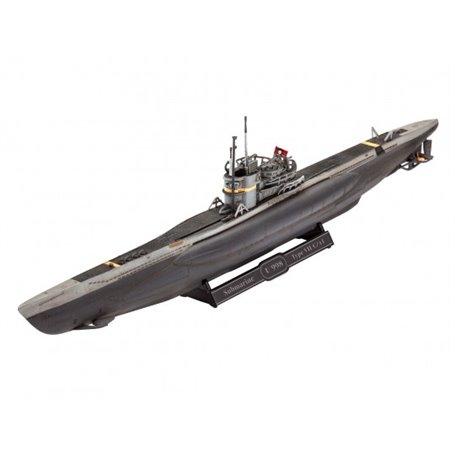 Revell 65154 Ubåt Model Set German Submarine Type VII C/41
