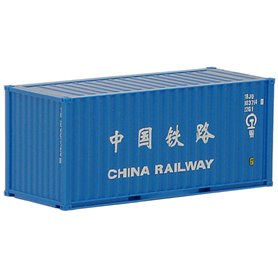 "Container 20-fots ""China Railwayi"" (AWM)"