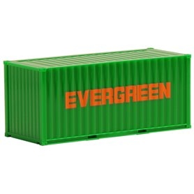 "Container 20-fots ""Evergreen"" (AWM)"