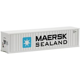"Herpa 491710 Kylcontainer 40-fots HighCube ""Maersk Sealand"""