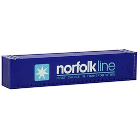 "Herpa 491728 Container 45-fots ""Norfolk Line"" (AWM)"