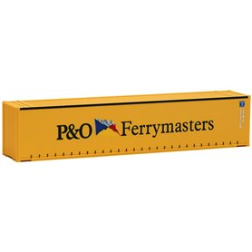 "Herpa 491731 Container 45-fots ""P&O Ferrymasters"" (AWM)"