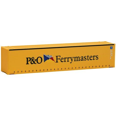 """Herpa 491731 Container 45-fots """"P&O Ferrymasters"""" (AWM)"""