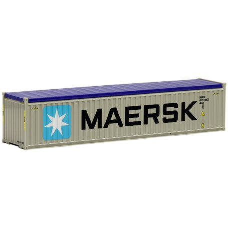 """Herpa 491931 Container 40-fots """"Maersk"""" (Herpa)"""