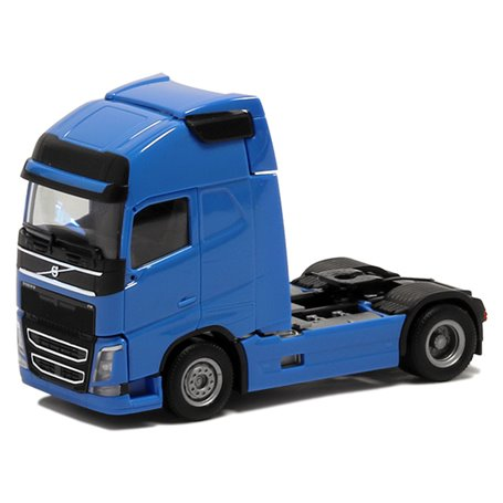 Herpa 590688 Dragbil Volvo GL FH 2013, 2-axlig, blå