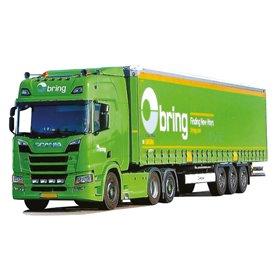 """AMW 9292.03 Bil & Trailer Scania R Aero """"Bring"""""""