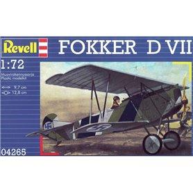 Revell 04265 Flygplan Fokker D VII