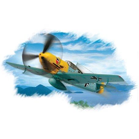 Hobby Boss 80253 Flygplan Bf109E-3