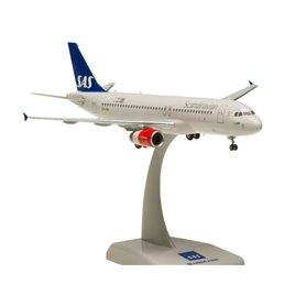 """Limox LI30022 Flygplan Airbus A320 """"SAS"""" LN-RGA"""