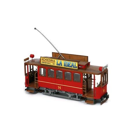 OcCre 53002 Madrid Cibeles Tram
