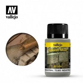 Vallejo 73803 Weathering Effects Wet Industrial Splash Mud 40ml