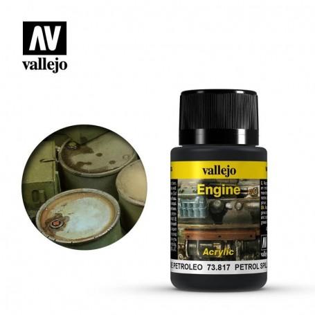 Vallejo 73817 Weathering Effects Petrol Spills 40ml