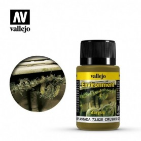 Vallejo 73825 Weathering Effects Crushed Grass 40ml