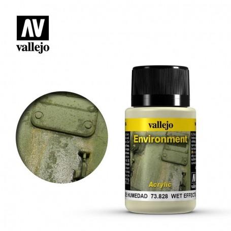Vallejo 73828 Weathering Effects Wet Effects 40ml