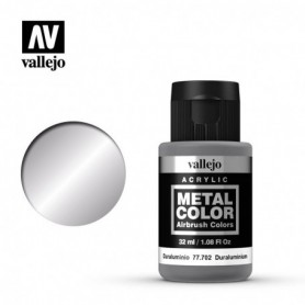 Vallejo 77702 Metal Color 702 Duraluminium 32ml