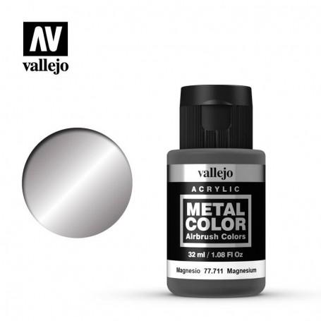 Vallejo 77711 Metal Color 711 Magnesium 32ml