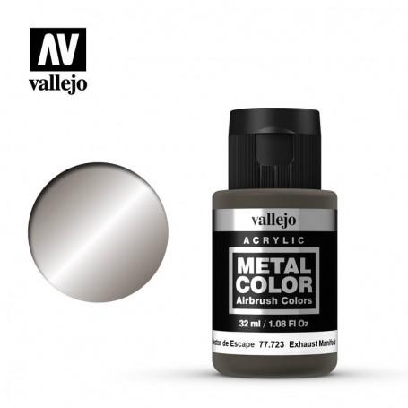 Vallejo 77723 Metal Color 723 Exhaust Manifold 32ml