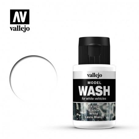 Vallejo 76501 Model Wash 501 White 35ml