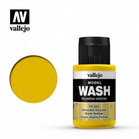 Vallejo 76503 Model Wash 503 Dark Yellow 35ml