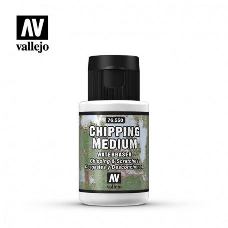 Vallejo 76550 Chipping Medium 550 35 ml