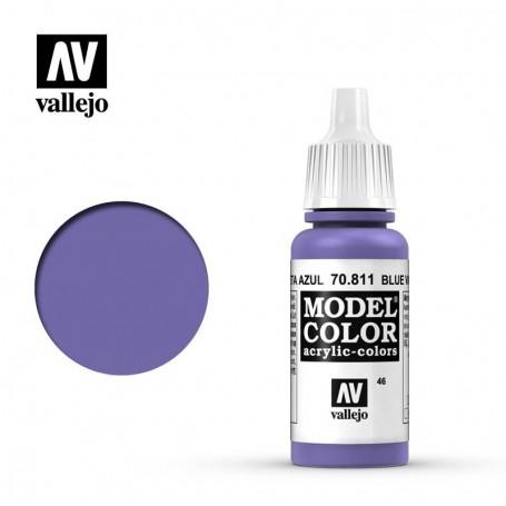 Vallejo 70811 Model Color 811 Blue Violet (046) 17ml