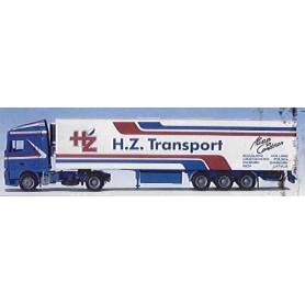 """AMW 71310 DAF 95 XF SC """"H.Z. Transport"""""""