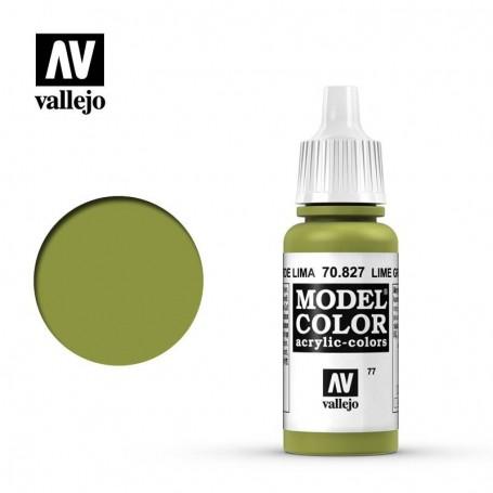 Vallejo 70827 Model Color 827 Lime Green (077) 17ml