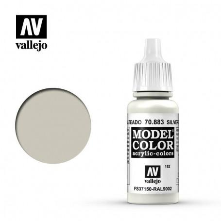 Vallejo 70883 Model Color 883 Silvergrey (152) 17ml