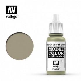 Vallejo 70884 Model Color 884 Stone Grey (104) 17ml