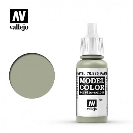 Vallejo 70885 Model Color 885 Pastel Green (109) 17ml