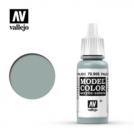 Vallejo 70906 Model Color 906 Pale Blue (064) 17ml