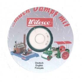 Media KAT60 Wilesco Katalog 2008 CD-Rom