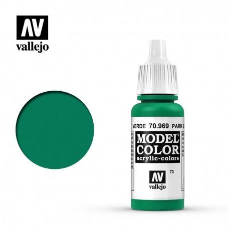 Vallejo 70969 Model Color 969 Park Green Flat (073) 17ml