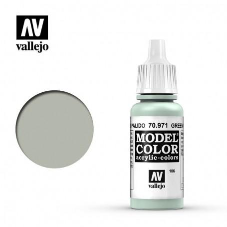 Vallejo 70971 Model Color 971 Green Grey (106) 17ml