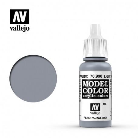 Vallejo 70990 Model Color 990 Light Grey (155) 17ml