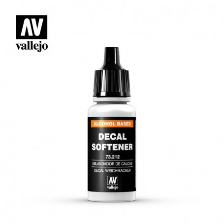 Vallejo 73212 Decal Medium (212) 17 ml