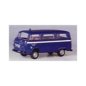 """Brekina 33089 VW Kombi T2 """"THW OV """"Nürnberg"""""""