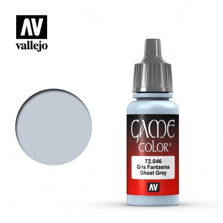 Vallejo 72046 Game Color 046 Ghost Grey 17ml