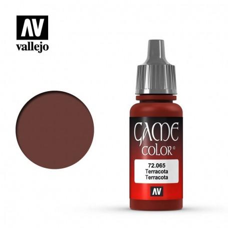 Vallejo 72065 Game Color 065 Terracotta 17ml