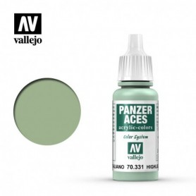 Vallejo 70331 Panzer Aces 331 Highlight Italian Tank Crew 17ml