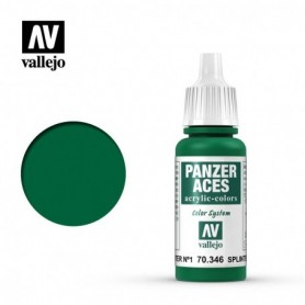 Vallejo 70346 Panzer Aces 346 Splinter Blotches I 17ml