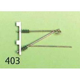 Sommerfeldt 403 Utriggare, 1 st