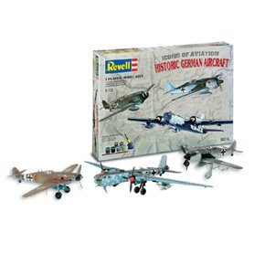 "Revell 05714 Gift set ""Historic German Aircraft"""