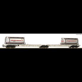 "Roco 76632 Dubbelvagn Sggmrs AG AAE ""Van den Bosch"""