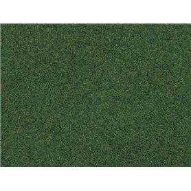 Noch 07081 Gräsfibrer, mellangrön, 6 mm lång, 50 gram i påse