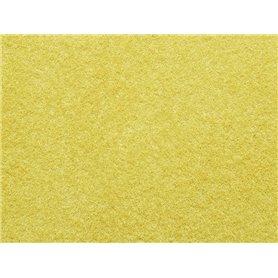 Noch 07083 Gräsfibrer, gyllene gul, 6 mm lång, 50 gram i påse