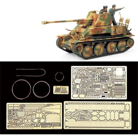 Tamiya 25161 Tanks German Tank Destroyer Marder III(w/ABER® Photo-Etched Parts)